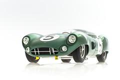 1959-7 (Stirling_Moss) Tags: cmc spark 118 m139 18lm59 lemanswinner 1959 astonmartin dbr1 db4zagato 1961 tabletopphotography focusstacking car