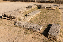 Ancient Olympia   Αρχαία Ολυμπία   Greece-46 (Paul Dykes) Tags: archeaolybia westgreeceregion greece gr hellas αρχαίαολυμπία ancientolympia olympicgames peloponnese ancientgreece archaeologicalsite