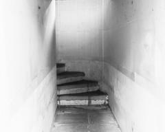 Stairwell (Roantrum) Tags: cambridge roantrum stjohnscollegecambridge crippsbuilding stairwell