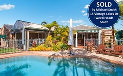 15 Vintage Lakes Drive, Tweed Heads South NSW