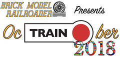 OcTRAINber 2018: The Foreign Challenge is go! (raised) Tags: lego brick model railroader bmr brickmodelrailroader octrainber train trains contest