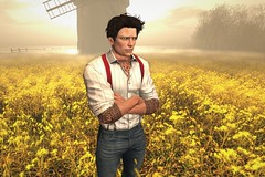 Fields Of Gold (Erwin Von Vlotho) Tags: secondlife slink catwadaniel whimberly lumipro