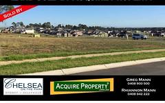 Lot 319 Water Creek Boulevard, Kellyville NSW