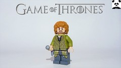 36 - Loras Tyrell (S6) - The Knight of the Flowers (Random_Panda) Tags: lego figs fig figures figure minifigs minifig minifigures minifigure purist purists character characters films film movie movies tv show shows toy game thrones castle black the wall stark snow baratheon tully riverrun lord house tyrell ser loras knight flowers faith seven iron throne