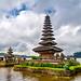 Ulun Danu Beratan Temple in Bali