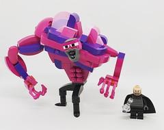Lego Dante (21gramsofjungle) Tags: lego afol moc minifig minifigure custom bricks toy toys dante professormoriarty mrhyde drjekyll legominifigures leagueofextraordinarygentlemen film movie 2003 alanmoore kevinoneill stephennorrington lxg steampunk dieselpunk action adventure comicbook robertlouisstevenson
