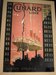 Canard Line Poster (RockN) Tags: canard poster peabodyessexmuseum june2017 salem massachusetts newengland