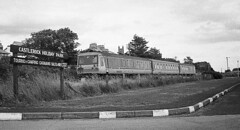NIR 80 Class Power Car 92 approaching Castlerock Station (AllyJay2006) Tags: nir 80class northernirelandrailways castlerock 92