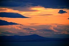 Moray Firth sunset (Troonafish) Tags: canon canon5d2 canon5dii canon5dmark2 canon5dmarkii 5d2 5dii 5dmark2 5dmarkii bigma sigma sigma50500mm 50500mm gavintroon gavtroon 2018 scotland scottish moray morayfirth morayshire moraycoast aberdeenshire banff macduff cullen binofcullen binhill trouphead sunset sun sunlight sunsetoverwater sunsetoversea sunsets bestview orangesky orange scenery scottishlandscape scottishscenery scottishcountryside scottishcoastline sea seascape seascapephotography coast coastline coastal summer summertime sky clouds cloud