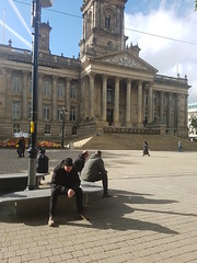 A photo of the Bolton Town Hall (DPP Law) Tags: bolton uk city street history leaves scenic old building people autumn law legal court prison laywer barrister local courts council meeting historical architecture north west manchester