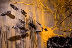 Exposition ONE SHOT - Urban Art Session (Laetitia.p_lyon) Tags: fujifilmxt2 exposition urbanart streetart arturbain lyon superposition sitio oneshot art artwork wallpainting parvati