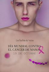 LUCHA (Realjmonroe) Tags: cancer rosa dia mundial contra el de mama retrato selfportrait autorretrato portrait