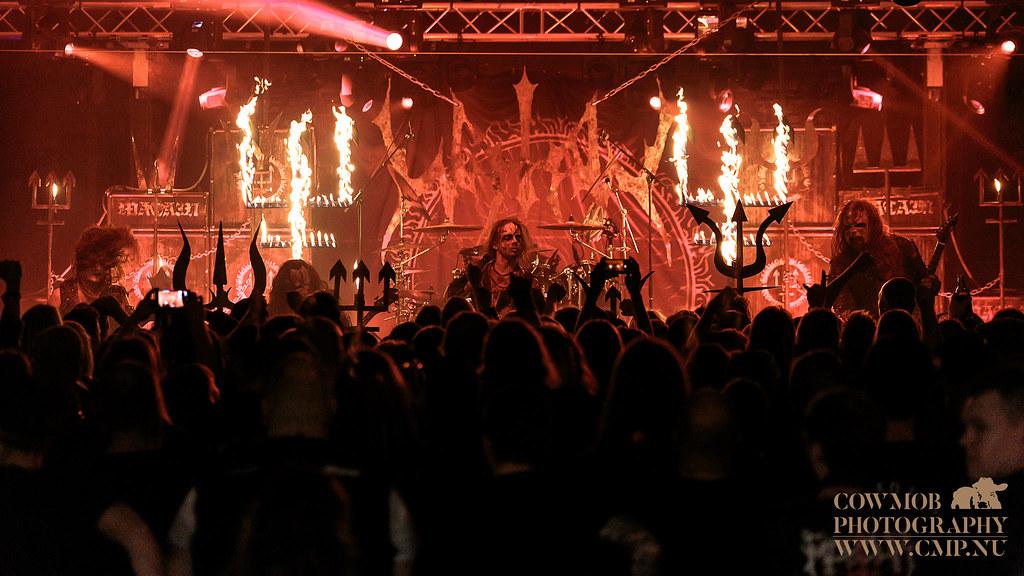 20181012 - WATAIN - Huskvarna Metal Fest