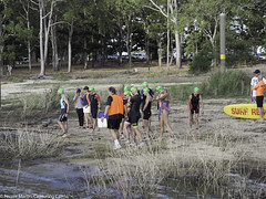 "Cairns Crocs Lake Tinaroo Triathlon-Swim Leg • <a style=""font-size:0.8em;"" href=""http://www.flickr.com/photos/146187037@N03/44678633965/"" target=""_blank"">View on Flickr</a>"