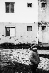 Romania (Tasos Koutsiaftis) Tags: street people shot photography blackwhite blackandwhite balkan balkans noir monochrome romania