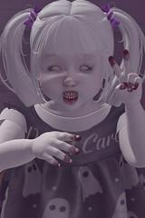 Lala - 409 (Lala - Secrets of a baby) Tags: toddleedoo toddleedoostore khaleesi osetrunkortreat pumpkinhill event baby bento headbento halloween gift