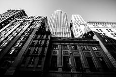 New YorkBW0441 (schulzharri) Tags: new york black white schwarz weis city stadt usa amerika america travel monochrome reise town skyscraper scraper hochhaus building architecture archhitektur art wolkenkratzer architektur gebäude einfarbig himmel linien