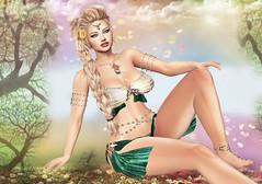 ★Entice: Sea Siren @ Gacha Garden ★ (klaris Bella) Tags: ★entice sea siren gacha garden ★