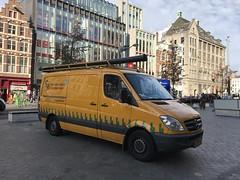 Amsterdam - Holland - October 2018 (firehouse.ie) Tags: vandervelden holland downtown city amsterdam fourgons fourgon vehicules vehicule vehicles vehicle mercedesbenz benz mercedes