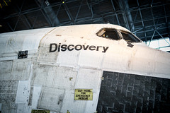 Smithsonian Air and Space Museum Udvar-Hazy Center (Steve Holsonback) Tags: udvarhazy smithsonian air space museum dulles virginia aircraft sony a7rii shuttle discovery