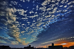 20180923_DP0Q4611 (NAMARA EXPRESS) Tags: landscape nature sky cloud evening sunset autumn fall fine outdoor color toyonaka osaka japan spp spp661 foveon x3 sigma dp0 quattro wide ultrawide superwide namaraexp