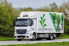 AR30599 (18.05.02, Motorvej 501, Viby J)DSC_5561_Balancer (Lav Ulv) Tags: 245879 mercedesbenz actros actros963 actros2530 e6 euro6 6x2 2015 jydskplanteservice rigid boxtruck boxlorry white truck truckphoto truckspotter traffic trafik verkehr cabover street road strasse vej commercialvehicles erhvervskøretøjer danmark denmark dänemark danishhauliers danskefirmaer danskevognmænd vehicle køretøj aarhus lkw lastbil lastvogn camion vehicule coe danemark danimarca lorry autocarra danoise vrachtwagen motorway autobahn motorvej vibyj highway hiway autostrada