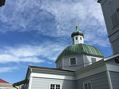 Sitka's Russian Orthodox Church (ExpeditionTrips) Tags: brandye lindblad cruise alaska national geographic sea bird southeast inside passage tracy arm fjord expeditiontrips adventure travel
