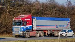 AG69495 (18.02.08, Motorvej 501, Viby J)DSC_1211_Balancer (Lav Ulv) Tags: 241528 rygaardtransport scania rseries pgrseries scaniarseries r500 v8 highline 2013 red e5 euro5 6x2 r6 bulktipper amttrailer truck truckphoto truckspotter traffic trafik verkehr cabover street road strasse vej commercialvehicles erhvervskøretøjer danmark denmark dänemark danishhauliers danskefirmaer danskevognmænd vehicle køretøj aarhus lkw lastbil lastvogn camion vehicule coe danemark danimarca lorry autocarra danoise vrachtwagen motorway autobahn motorvej vibyj highway hiway autostrada trækker hauler zugmaschine tractorunit tractor artic articulated semi sattelzug auflieger trailer sattelschlepper vogntog oplegger sættevogn