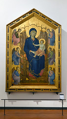Duccio, Rucellai Madonna