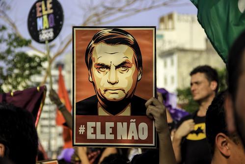 #EleNão - Mulheres Contra Bolsonaro