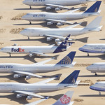 Untitled (United Airlines) Boeing 747-400; N178UA@VCV;29.01.2018 thumbnail