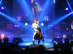 Legends of Rock - Tribute to Guns N' Roses (Didier Auberget Photographie) Tags: musique concert groupe group tributeto gunsnroses tributetogunsnroses lespot mâcon lespotmâcon saôneetloire legendsofrock scène canonpowershotsx270hs hardrock