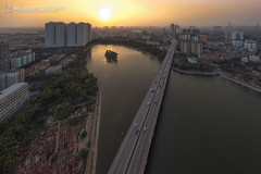 vl_06295 (Hanoi's Panorama & Skyline Gallery) Tags: asia asian architecture asean appartment architect building canon capital caoốc city downtown hanoi hànội hanoipanorama hanoiskyline hanoicityscape sky skyline skyscraper skylines skyscrapercity nigh sunset hoànghôn linhđàm hồlinhđàm