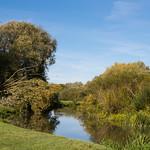 River Cam at Grantchester Meadows, England thumbnail