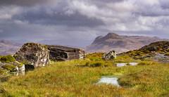 StormClearingGlasBheinn_2018_09_16_1267 (Sam Waddy) Tags: scotland landscape light rain d800 tiltshift pce storm clouds mountains torridon