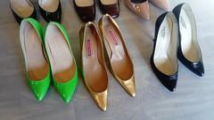 DSC_0477 (grandmacaon) Tags: highheels hautstalons toescleavage talonsaiguille lowcut lowcutshoes sexyheels stilettos