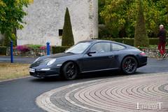 20181007 - Porsche 911 (997-1) Carrera 325cv - S(4012) - CARS AND COFFEE CENTRE - Chateau de Longue Plaine (laurent lhermet) Tags: carreras carrera chateaudelongueplaine domainedelongueplaine porsche911carrera porsche porsche911 porsche9971 sel18105f4 sonya6000 sony sonyilce6000