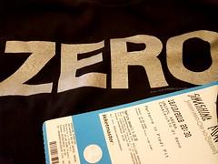 ZERO TS + TIX (nothinginside) Tags: smashingpumpkins smashing pumpkins 2018 tour europe european europeantour bologn today tonight zero tix ticket shirt t bologna italy music indie alternative rock 90s billy corgan