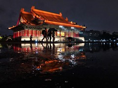 ☔️ (Jason Cheng27) Tags: 中正紀念堂 night raining taiwan taipei