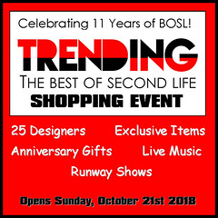 Trending Ad (MISS V♛ 2018 ST. KITTS - AVAJEAN WESTLAND) Tags: secondlife bosl thebestofsl best second life fashion shopping event trending
