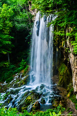 2015.07.19.0084 Falling Spring Falls (Brunswick Forge) Tags: 2015 alleghanycounty summer water outdoor outdoors nature virginia woods tree trees forest mountains favorited