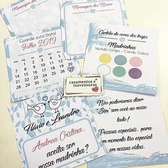 Manual para madrinhas! Escolha o conteúdo de seus cards! 🌴💙#casamentonapraia 📍de SP para todo o Brasil 🎁casamentosetravessuras.com #casamentosetravessuras #casandonapraia #casamento #manualdepadrinhos #manualdemadri (casamentosetravessuras) Tags: instagram facebookpost lembrancinhas personalizadas