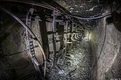 abandoned synchrotron (Lana Sator) Tags: science abandoned urbex synchrotron particle accelerator