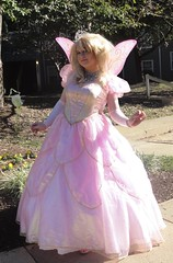 Ready to begin my Fairy Princess Day! (rgaines) Tags: costume cosplay crossplay drag fairyprincess fairygodmother coxfarms