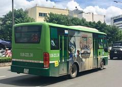 51B-221.30 (hatainguyen324) Tags: samco bus28 saigonbus
