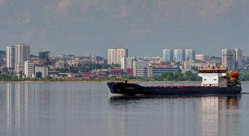 Volga river 121 ©  Alexxx Malev