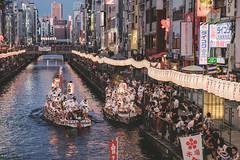 Tenjin Festival (little_stephy0925) Tags: fujifilm fuji fujifilmxh1 fujixh1 xh1 fujinonxf1655mm xf1655mm xf1655 mirrorlesscamera classicchrome streetphoto streetphotography tenjin tenjinfestival tenjinmatsui matsui god journeytoosaka explorejapan beautifuljapan osaka japan kansai dotonbori japanese festival japaneseculture traditional practice boat tenjinmatsuifestival2018 tenjinmatsuifestival dotonborishoppingstreet signs