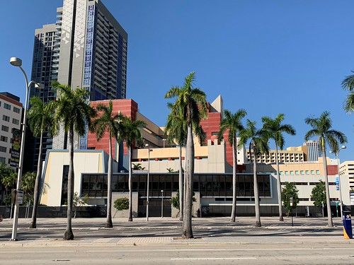 United Methodist Church Headed For Demolition Downtown Miami