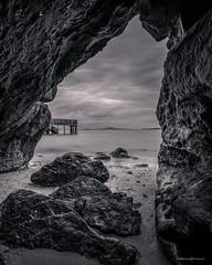 Beachlands Cave (hakannedjat) Tags: newzealand nz nzmustdo nzmustsee purenewzealand sony sonynz sonya7rii zeiss longexposure