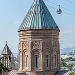 Come raggiungere il Cielo, Tbilisi, Georgia